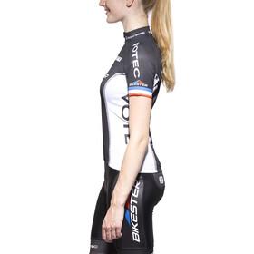Bikester Bikester Pro Team Koszulka kolarska, krótki rękaw Kobiety czarny